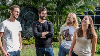 NTNU-studentene om studieåret i Brasil: – Det hadde nok ikke skjedd i Trondheim