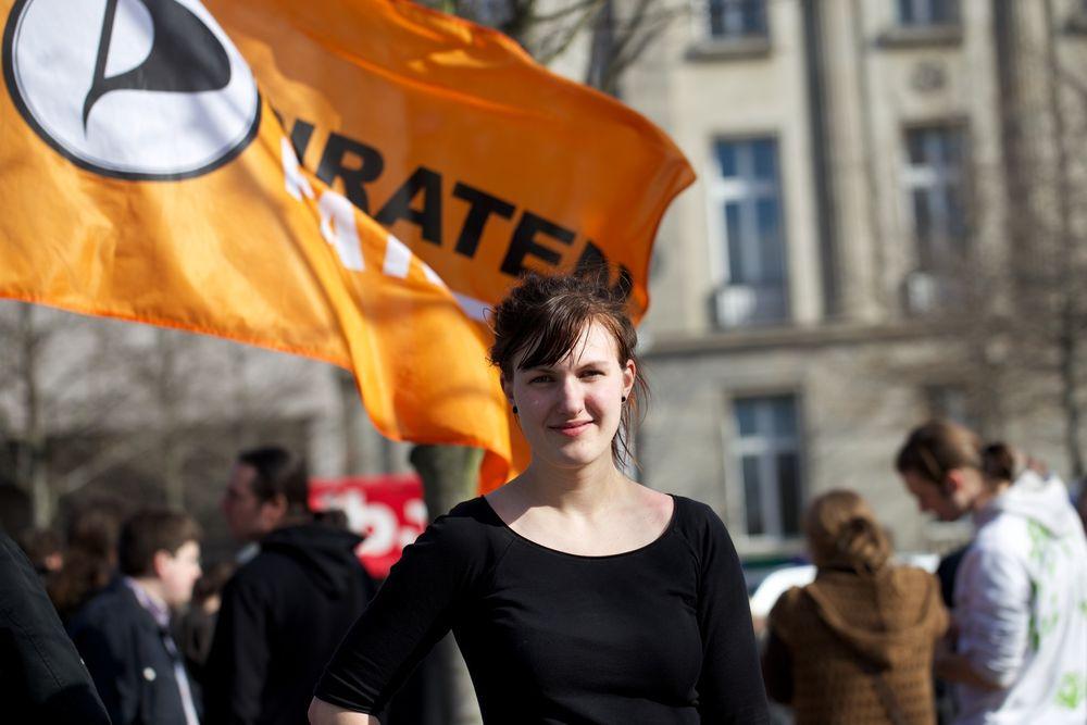 Partileder mener dommen fra tingretten bryter med vårt demokratiske samfunn. - Nok er nok, sier partileder, Tale Haukbjørk Østrådal til digi.no.