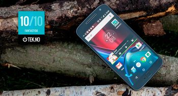 Test: Motorola Moto G4 Plus