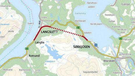 Klart for elektro/SRO på Sørkjosfjellet