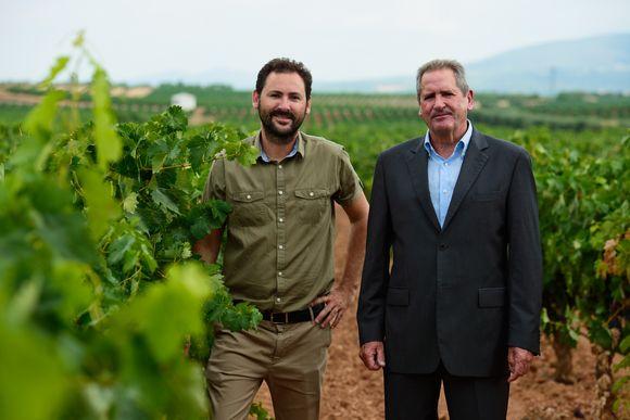 Nå er det tredje og fjerde geenrasjon som står bak vinene fra Vicente Gandia.