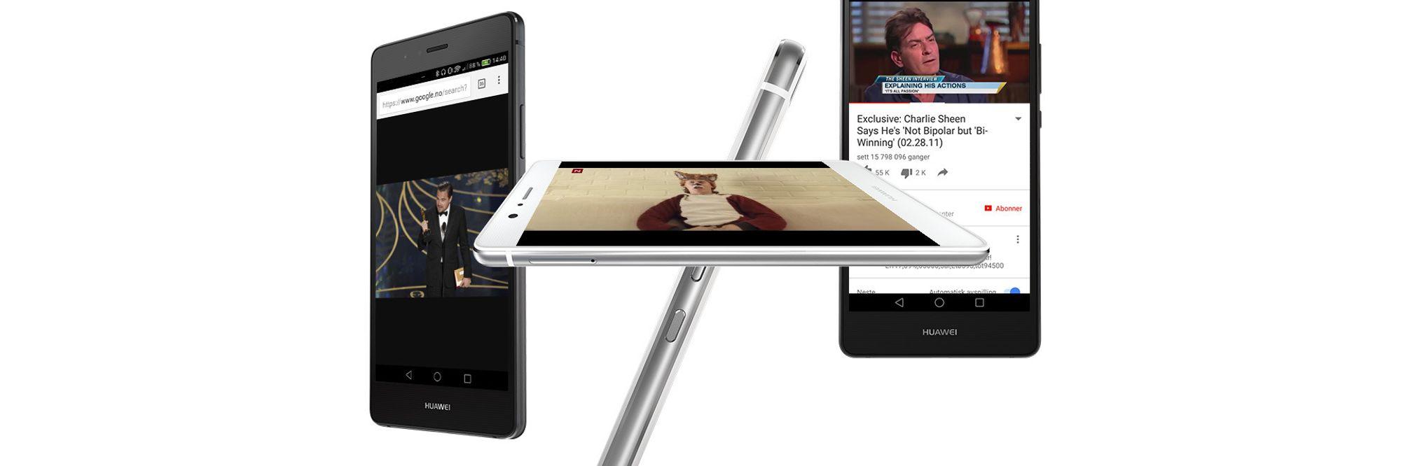 ANNONSE: Mye har skjedd i mobilverdenen de siste fem årene