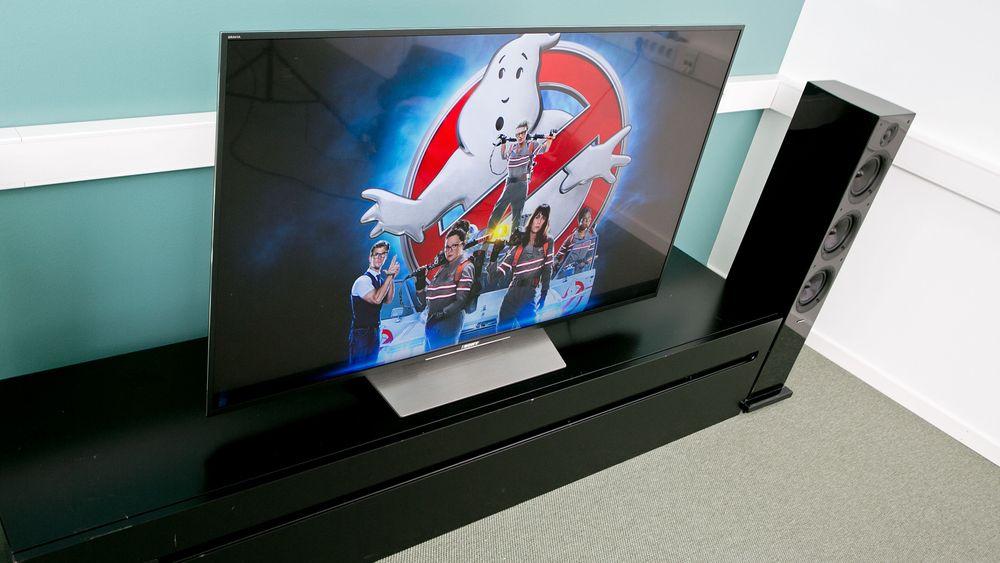 Sony KD-55XD8505 er en god TV, men må likevel se seg slått av Samsungs 7-serie.