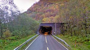 Nytt oppdrag i Høyangertunnelen er utlyst
