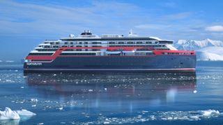 Ny kontrakt på de oppsiktsvekkende Hurtigrute-skipene
