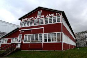 Den originale fabrikkbygningen eksisterer fortsatt. «Red Barn» ble bygget i 1909 og står nå på Museum of flight ved Boeing field i Seattle.