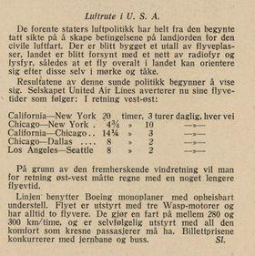 Faksimile av Teknisk Ukeblad nr 8, 1934.