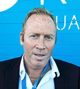 Kennet Nilsen, daglig leder og styreformann i KTV Group.