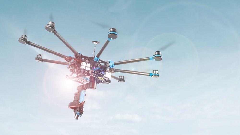 KTV Group utvikler en drone som skal brukes til å vaske fasader. Prototypen skal være klar i løpet av halvannen måned.
