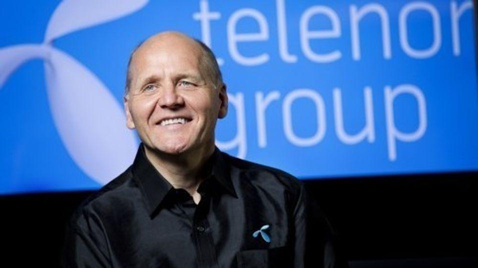 Telenor-sjef Sigve brekke setter ebitda-rekord, men taper nesten en million abonnenter på verdensbasis.