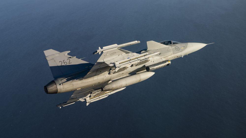 Det svenske luftforsvaret har tatt i bruk Meteor-missilet med initiell operativ kapasitet (IOC) på sine Jas-39C/D.