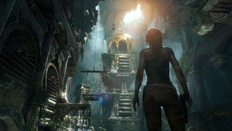 Rise of the Tomb Raider kommer endelig til PlayStation 4