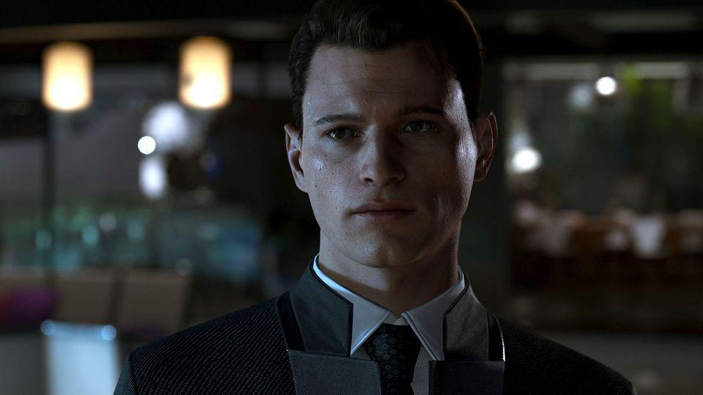 Connor er en av figurene man spiller som i Detroit: Become Human.