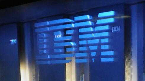 IBM nærmer seg vekst for første gang på over fire år