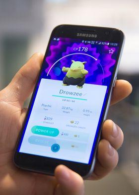 Spillet Pokémon Go har tatt fullstendig av i det siste.