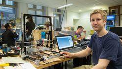 Bitraf: Hackere, nerder og talenter med positiv innstilling