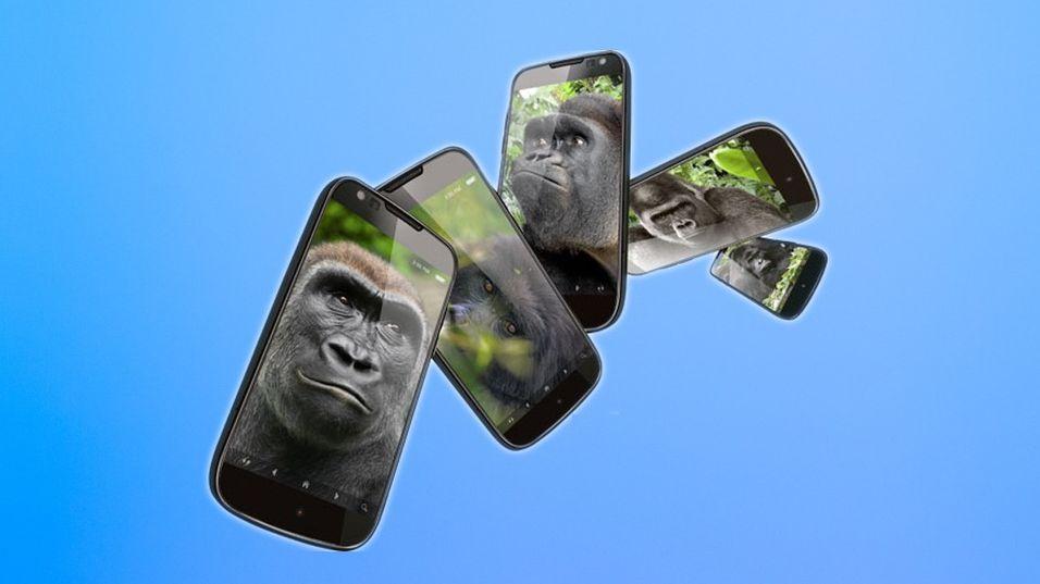 Gorilla Glass 5 er kunngjort.