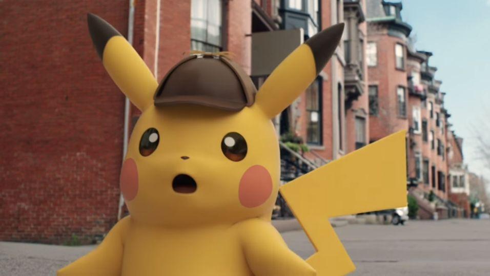 Pikachu fikk også prøve seg som detektiv i Nintendo 3DS-spillet Great Detective Pikachu.