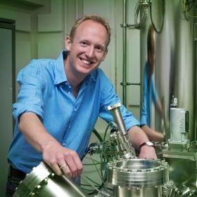 Sander Otte har jobbet i mange år for å realisere denne løsningen. - Han er en av verdens ledende forskere på feltet, sier NTNU-kollega Erik Wahlström.