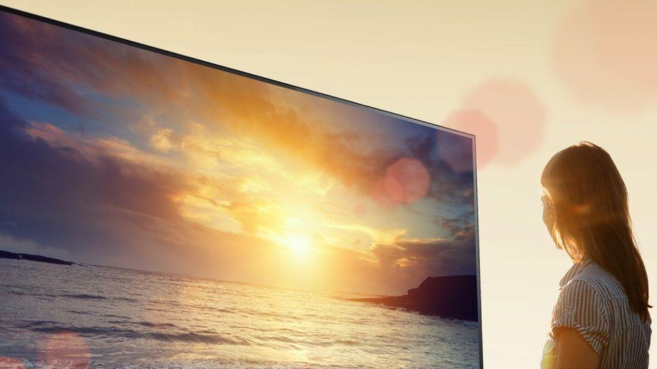Sony Bravia Z-serien kan nok bli noe å se på.