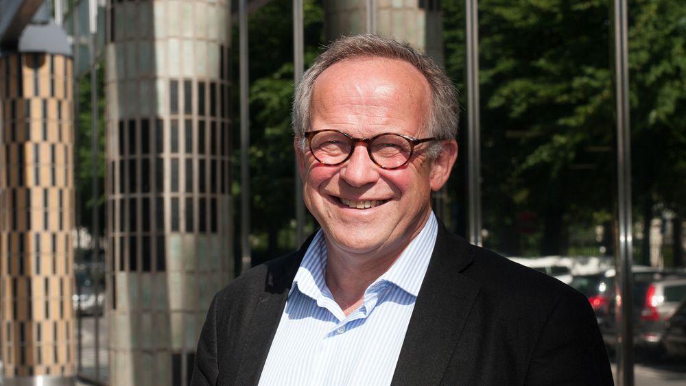 Lars Peder Brekk trenger 1,2 milliarder til modernisering av systemene til Brønnøysundregistrene.