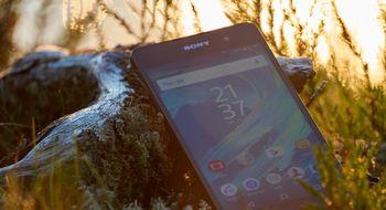 Test: Sony Xperia E5