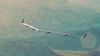 Facebook har testet dronen som skal gi Internett til hele verden