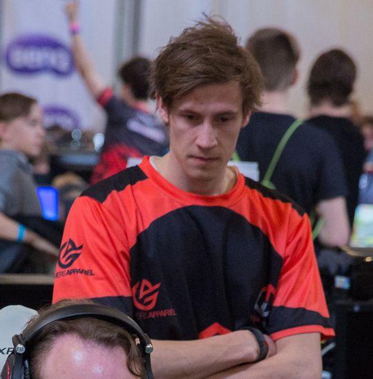 Marius Bekk er ny medeier i Epiphany Bolt. Her er han avbildet som leder av TekWeb under Copenhagen Games i påsken.