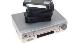 Snart er VHS-formatet omsider helt dødt
