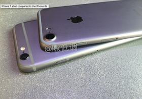 Nye iPhone sett mot dagens iPhone 6S, ifølge rykter.