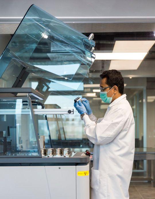 Sibelco har prosjekter over hele verden, og jobber med alt fra produksjon av råvarer til forskning og utvikling.