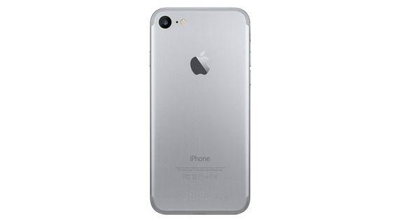 Dette er ett av de tidligste bildene vi fikk av den kommende iPhonen.