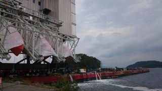 Nå er også Gina Krog-plattformen klar for Nordsjøen