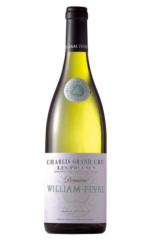 William Fevre Les Preuses Grand Cru. .