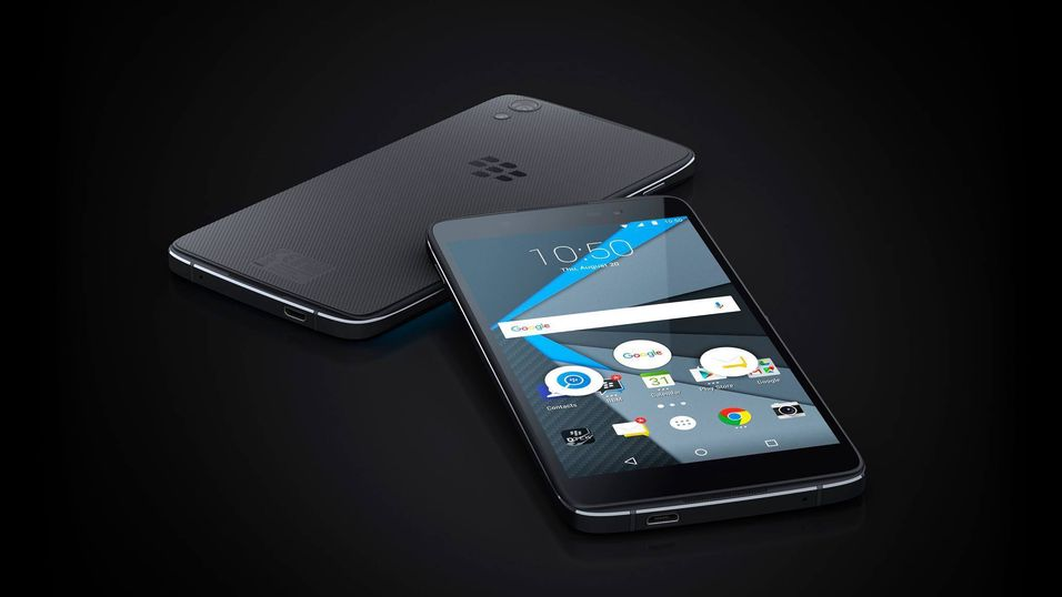 BlackBerry DTEK50.