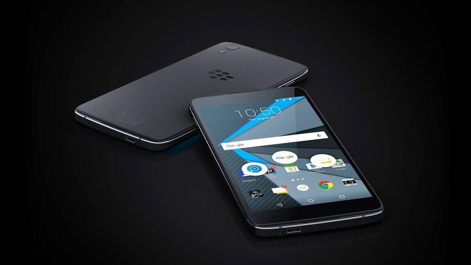 BlackBerry DTEK50.