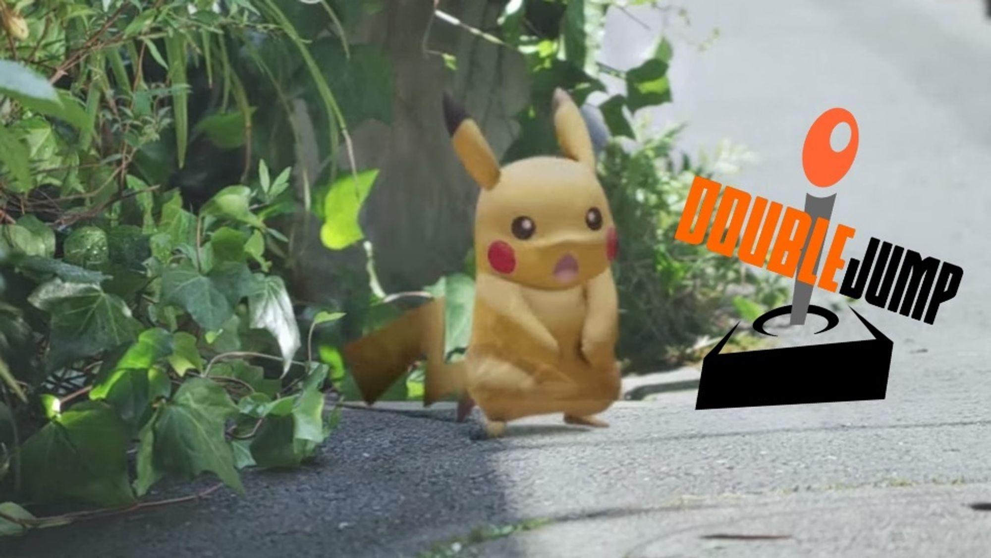 PODKAST: DoubleJump på Pokémon-jakt