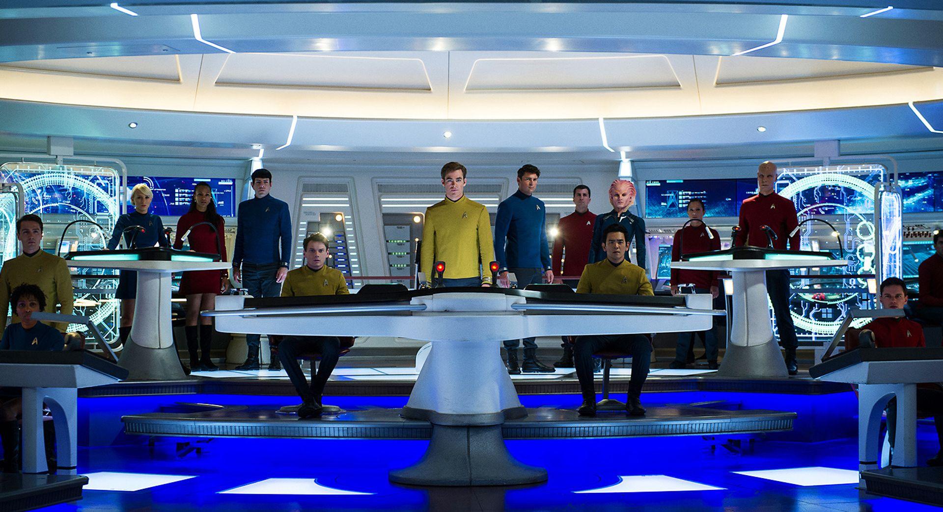 ANNONSE: Er du en Spock eller en Kirk? Eller kanskje en Uhura? Ta quizen!