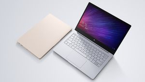 Xiaomis første bærbare PC ligner på MacBook Air