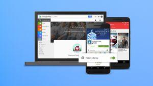 Nå skal Google la deg dele appene med andre i familien