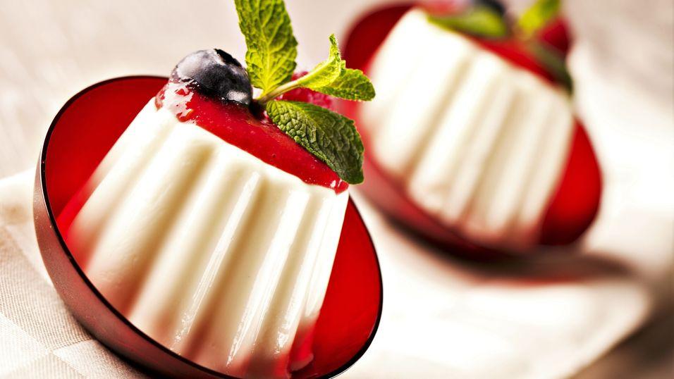 UKENS KAKE: En slik dessert blir like godt mottatt som iskrem