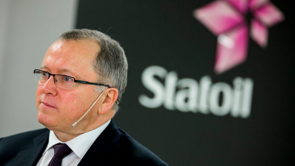 Kjøpet gir Statoil tilgang til et funn i verdensklasse, sier Statoils konsernsjef Eldar Sætre.