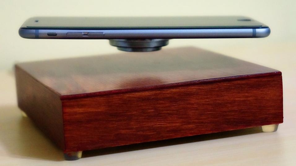 Den nye Kickstarter-laderen får mobilen til å sveve.