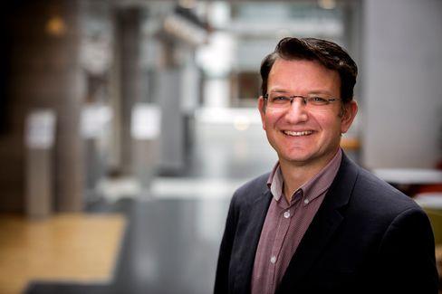 Graeme Cooper tar en Executive MBA på Handelshøyskolen BI.