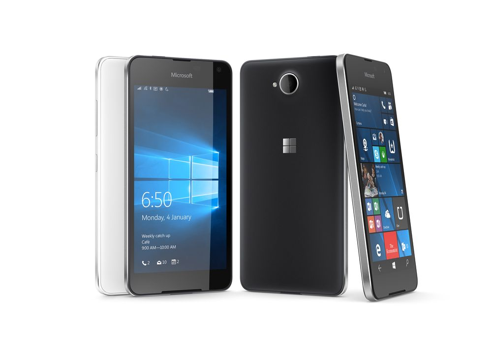 Budsjettmodellen Lumia 650 er den eneste Lumia-mobilen Microsoft har kommet med i år.