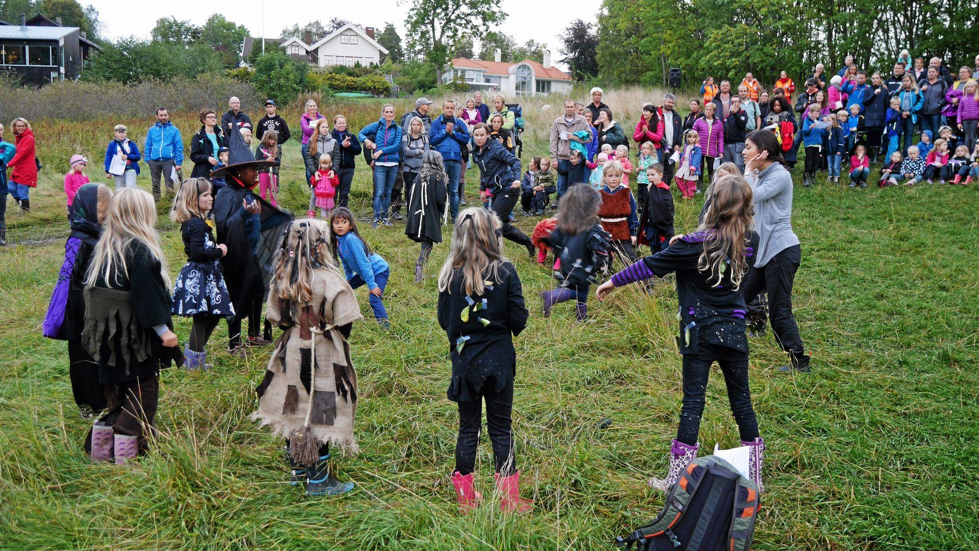 EVENTYRLIG: Alle elsker Eventyrfestivalen, og det blir eventyrlig stemning i skogen i år også.