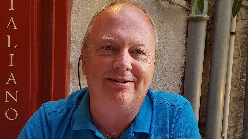 Knut Molaug er administrerende direktør i Green Mountain.