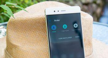Huawei P9 med Android 7.0 Nougat Vi prøvekjører den lekkede storoppdateringen for P9