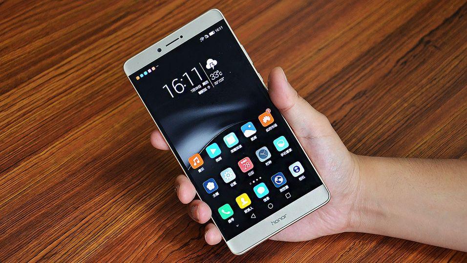 Huawei Honor Note 8.