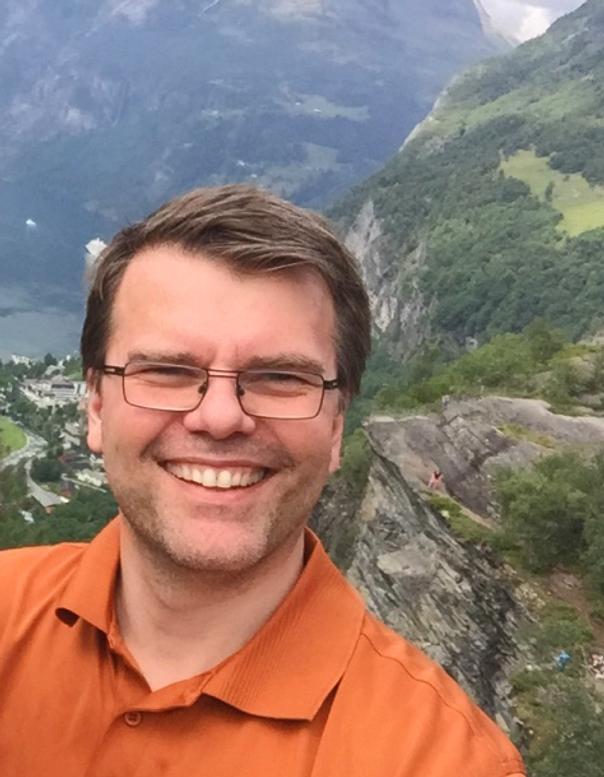 Svenn A. Hanssen (48) er daglig leder i Serit IT-partner Tromsø.